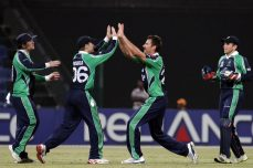 Stirling, Johnson take Ireland to the top - Cricket News