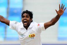 Shaminda Eranga's bowling action found to be illegal  - Cricket News
