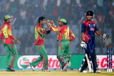 Bangladesh has it easy against Nepal - Cricket News