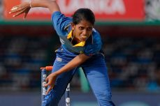 Sri Lanka's Udeshika Prabhodhini becomes No 1 T20I bowler - Cricket News