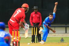 Dawlat Zadran fined 15 per cent of his match fee for breaching the ICC Code of Conduct - Cricket News