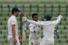 Bangladesh pulls off thriller - Cricket News