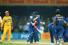 Ranatunga & De Silva lead Sri Lanka to memorable triumph