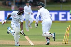 South Africa strikes back after Brathwaite, Samuels tons - Cricket News
