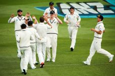 New Zealand in control after 15-wicket day - Cricket News
