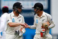 Williamson, Watling in record 365-run stand - Cricket News