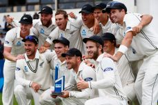 New Zealand completes series sweep - Cricket News
