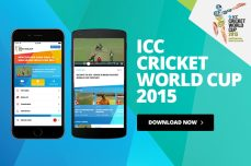 ICC launches official ICC Cricket World Cup 2015 App - Cricket News