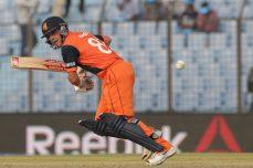 Borren ton headlines comprehensive Netherlands win - Cricket News