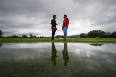 Rain washes out Oman-UAE match - Cricket News