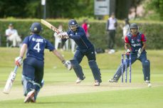 Scotland edge Nepal in thriller - Cricket News
