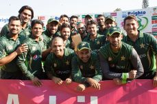 Pakistan clinches series after Bilal heroics - Cricket News