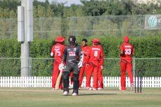 Chapman leads Hong Kong to comfortable win - Cricket News
