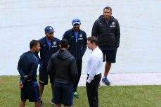 Bangalore Test called off due to washout - Cricket News