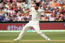 Starc burst puts Australia ahead in pink-ball Test - Cricket News