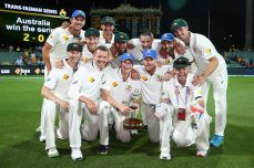 Australia sneaks home after weathering Boult storm - Cricket News