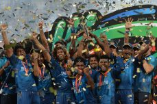 Reigning ICC World Twenty20 champion Sri Lanka needs to win one match against New Zealand to retain its number-one ranking - Cricket News