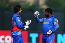 Ton-up Shahzad sets up series sweep for Afghanistan - Cricket News