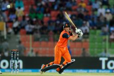 The Netherlands beats UAE to go top of the table - Cricket News