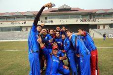 Karim Janat stars in big win for Afghanistan