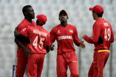 Snyder, all-round Ives take Zimbabwe to six-wicket win  - Cricket News