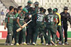 Bangladesh seals historic win to make it to semifinal
