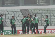 Ireland U19 finishes 13th with commanding win - Cricket News