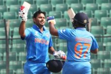 India Under-19 batting faces test by spin in semi-final