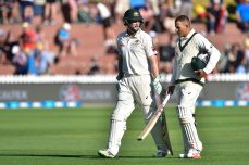 Bowlers give Australia upper hand on first day - Cricket News