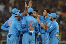 ​Batsmen power India to series-levelling 69-run victory - Cricket News