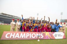West Indies wins maiden ICC U19 Cricket World Cup