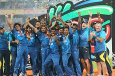 Sri Lanka announce ICC World Twenty20 squad for India 2016