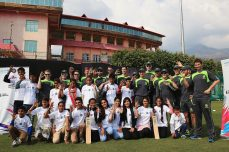 ICC Cricket For Good and Team Swachh cricket clinics become a source of joy - Cricket News