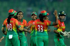 Rumana spins Bangladesh Women to eight-wicket win - Cricket News