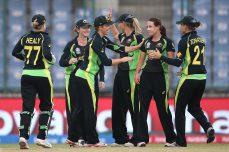 Villani leads Australia Women into semi-finals - Cricket News