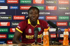 A win would be a dream come true: Stafanie Taylor