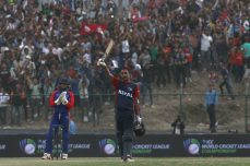 Khadka, Vesawkar help Nepal clinch narrow win over Namibia - Cricket News