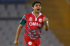 Oman's Ajay Lalcheta reprimanded for breaching ICC Code of Conduct - Cricket News