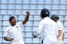 Sri Lanka spinners dominate on another rain-hit day - Cricket News