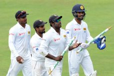 Herath wraps up historic Sri Lanka win in first Test 