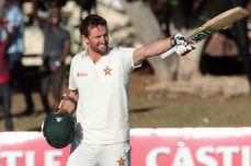Ervine century leads Zimbabwe fightback - Cricket News