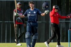 MacLeod century helps Scotland climb to No. 2 - Cricket News