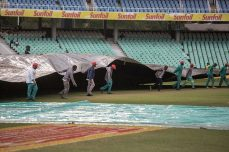 Soggy outfield forces abandonment in Durban - Cricket News