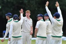Ireland goes to top of the table with fourth win - Cricket News