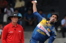 Senanayake fined for breaching ICC Code of Conduct - Cricket News