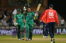 Pakistan ends tour on a high with T20I win - Cricket News
