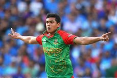 All-round Bangladesh stops Afghanistan seven short - Cricket News