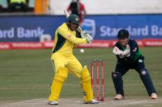 Ireland goes down to Australia by nine wickets - Cricket News