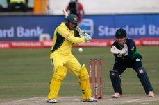 Ireland goes down to Australia by nine wickets - Cricket News