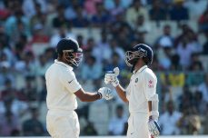 Pujara, Rahane fifties save India the blushes - Cricket News